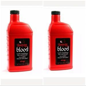 2Red Flake Vampire Blood Halloween TheatricalStage